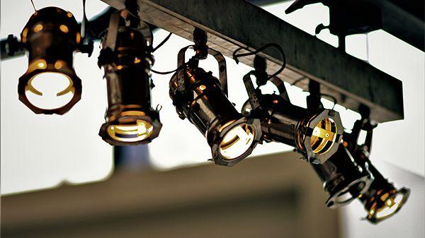 KlangWert - Multimediatechnik - Beleuchtung Background